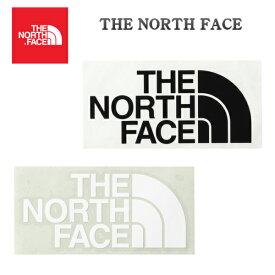 ノースフェイス NN88106 TNFカッティングステッカー ロゴステッカー [THE NORTH FACE][アウトドア/キャンプ/登山/シール]