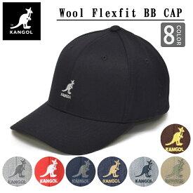 カンゴール KANGOL フレックスフィット ロゴ ベースボールキャップ 帽子 キャップ ロゴキャップ LOGO CAP アメカジ ブランド kangol キャップ