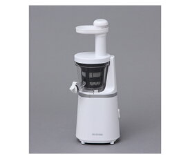ジューサー 低速 スロージューサー ISJ-56-W送料無料 ジューサーミキサー ミキサー 低速ジューサー スロー スムージー ジュース デザート フローズン 軽量 コンパクト 丸洗い 調理 調理家電 キッチン家電 アイリスオーヤマ
