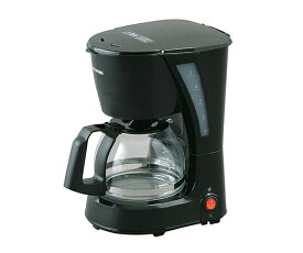 コーヒーメーカー CMK-652-Bコーヒー 珈琲メーカー 珈琲マシーン コーヒーマシーン 家庭用 キッチン用品 調理器具 電動 ドリップ 作りたて 朝食 一息 おいしい 出来立て メッシュフィルター 家庭用 オフィス おしゃれ シンプル ブラック アイリスオーヤマ