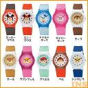 シチズンQ&Qウォッチ HW00-001・002・003・004・005・006・007・008・009・010腕時計 時計 Disney ディズニー つむつ…