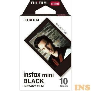 チェキフィルム INSTAX MINI BLACK FRAME WW1インスタントフィルム インスタント フィルム チェキ チェキ用 インスタントカメラ ポラロイドカメラ インスタントカメラ用 ポラロイド用 おしゃれ か