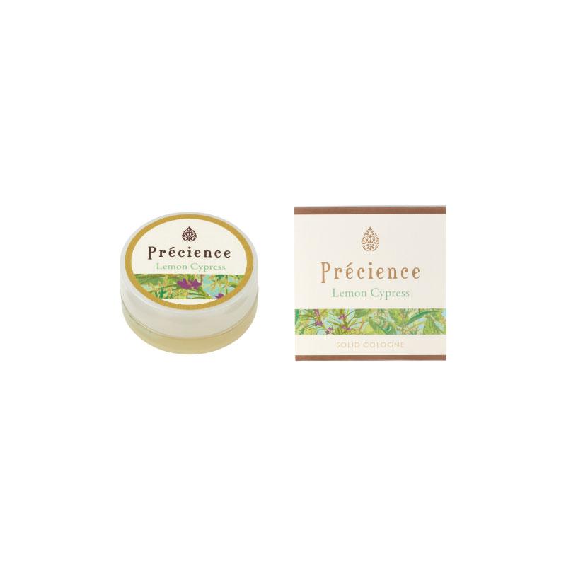 生活の木 プレッシェンスシリーズ ソリッドコロン(練り香水) レモンサイプレス5g