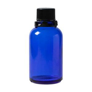生活の木 青色ガラス容器(植物油用)50ml