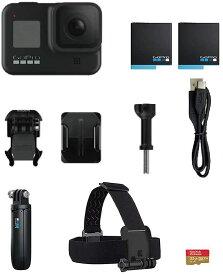GoPro GoPro HERO8 Black 限定BOXゴープロ ヒーロー8 CHDRB-801-FW 送料無料