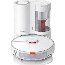 ロボロック ロボット掃除機 S7P02-04 ROBOROCK S7+ 掃除ロボット(白) 「掃く」も「拭く」もこれ1台! モップ付きロボットクリーナー 送料無料(一部地域を除く)