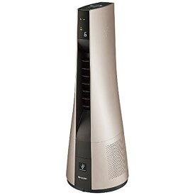 シャープ スリムイオンファン HOT & COOL リモコン付 ゴールド系ピンクゴールド SHARP 高濃度プラズマクラスター25000搭載 PF-JTH1-N 新品