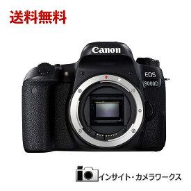 【8月2日20:00〜9日1:59 全品ポイント2倍!!】Canon EOS 9000D ボディ ブラック キヤノン イオス
