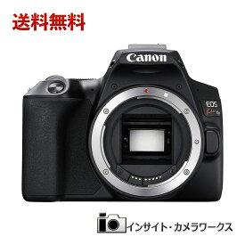 [即納]Canon デジタル一眼レフカメラ EOS Kiss X10 ボディ ブラック EOSKISSX10BK キヤノン イオス