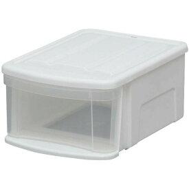 収納ケース 収納ボックス チェストI SSS 収納ケース 収納 衣装ケース 引き出し たんす 押入れ クローゼット 衣類収納 中身が見える ホワイト/クリア 一人暮らし 家具 新生活 アイリスオーヤマ クリアケース クリア収納