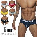 正規品ADDICTED/アディクティッド underwear メンズ インナー パンツ アンダーウェア スポーツメッシュボトム ブリー…