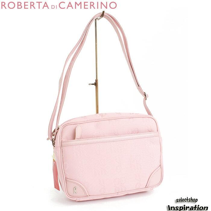 <クーポン配布中>ロベルタディカメリーノ バッグ ショルダーバッグ 100 Roberta di Camerino ピンク rbd690-24 レディース 婦人