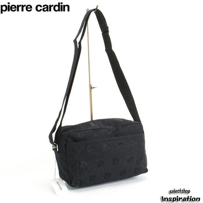 ピエールカルダン バッグ ショルダーバッグ 黒 Pierre Cardin pcc146-00 レディース 婦人
