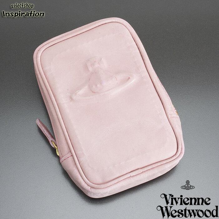 展示品箱なし ヴィヴィアンウエストウッド シガレットケース b たばこケース タバコケース Vivienne Westwood ピンク 20140501-6