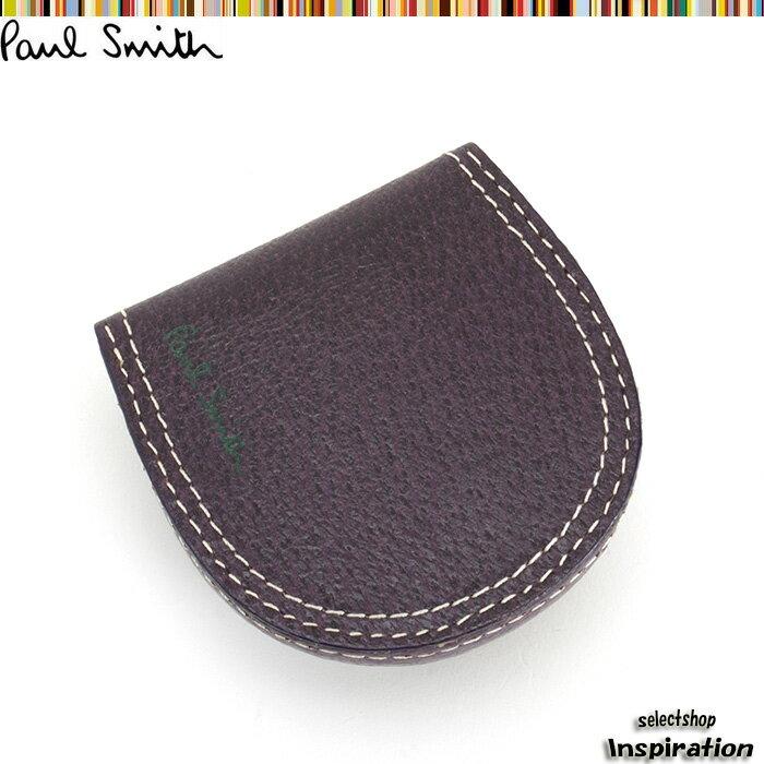 ポールスミス 財布 小銭入れ コインケース 紫 Paul Smith psp612-34 ブランド メンズ 紳士