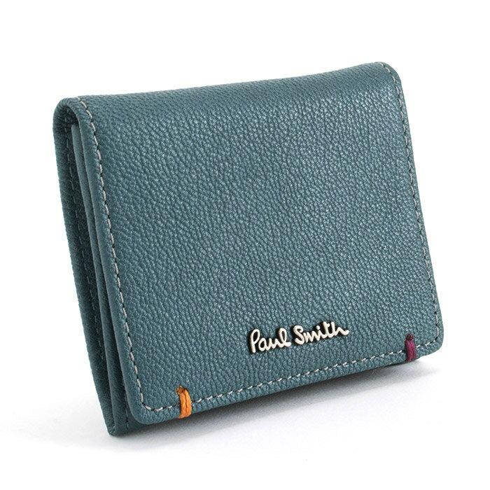ポールスミス 財布 小銭入れ コインケース スカイ Paul Smith psu750-35 ブランド メンズ 紳士