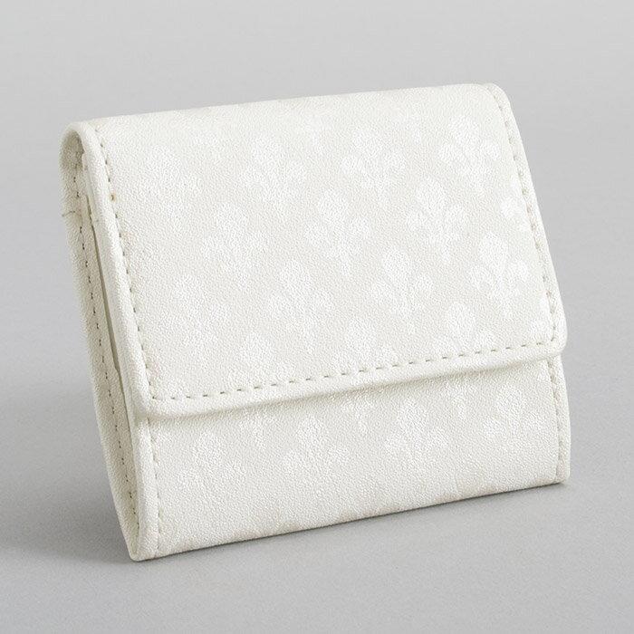 展示品箱なし パトリックコックス PATRICK COX 財布 小銭入れ コインケース 白 pxmw9ec1-00 メンズ 紳士