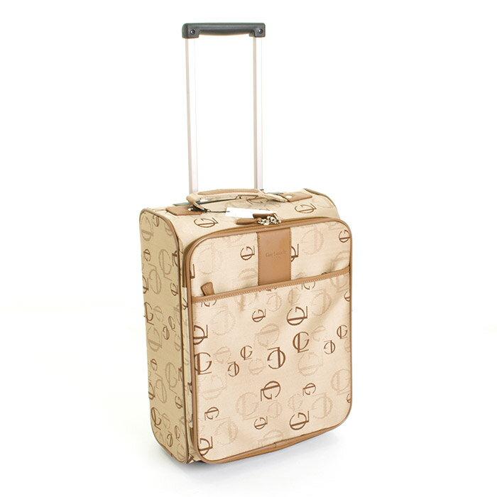 <クーポン配布中>ギラロッシュ Guy Laroche バッグ トランク キャリーバッグ 旅行バッグ 茶系 glt006h-70 レディース メンズ