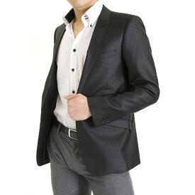 <クーポン配布中>ニコルクラブ ジャケット 黒 NICOLE CLUB 24642504-49 メンズ 紳士