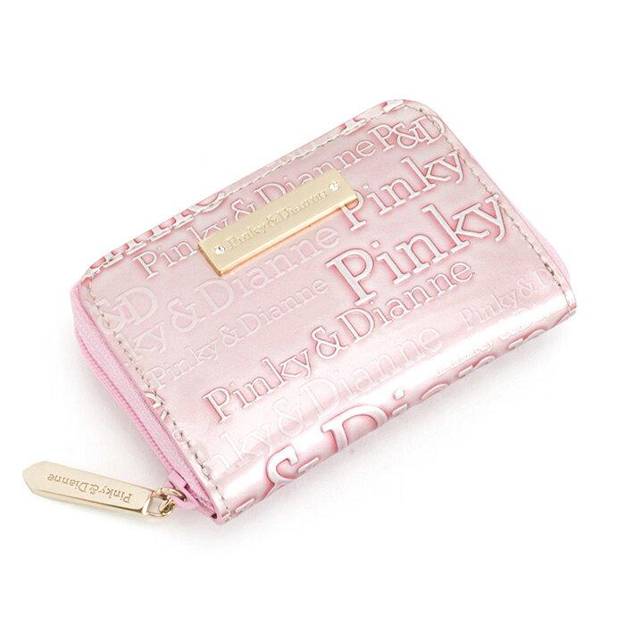 <クーポン配布中>展示品箱なし ピンキー&ダイアン 財布 小銭入れ コインケース ピンク Pinky&Dianne pdlw3rc1-48 レディース 婦人