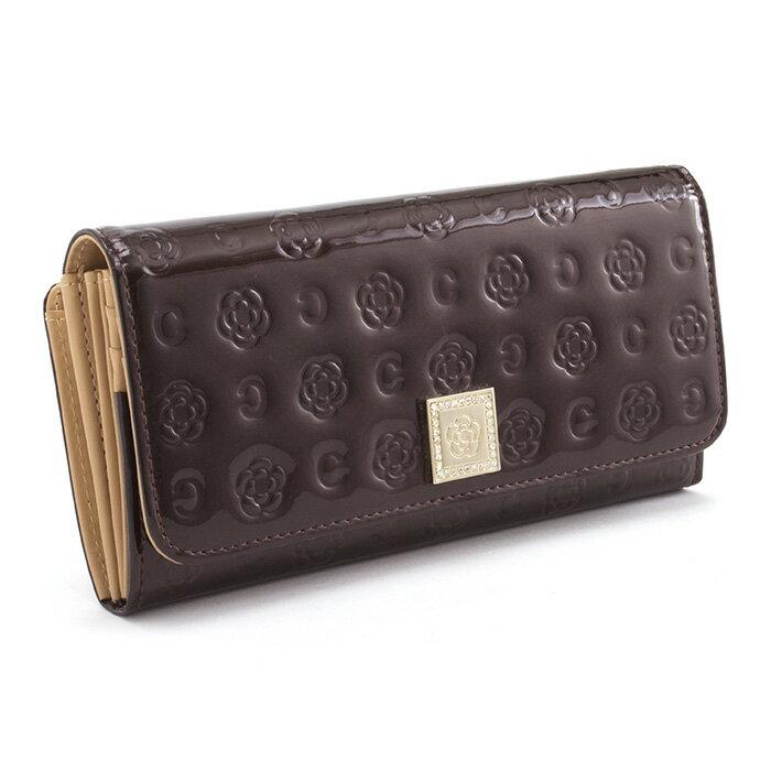 <クーポン配布中>クレイサス 財布 長財布 がま口財布 ワイン CLATHAS 182260-96 レディース 婦人