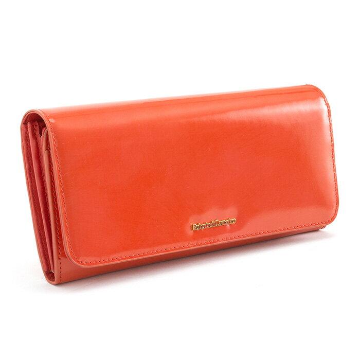 <クーポン配布中>ロベルタディカメリーノ 財布 長財布 レッド(オレンジがかったレッドです。) Roberta di Camerino rbi614-20 レディース 婦人
