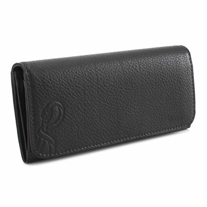 <クーポン配布中>ロベルタディカメリーノ 財布 長財布 ブラック Roberta di Camerino rbi445-10 レディース 婦人