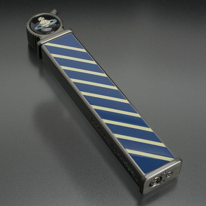 展示品箱なし ヴィヴィアンウエストウッド ライター ガスライター 青系 VivienneWestwood 11183702 メンズ レディース
