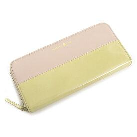 訳あり展示品箱なし パトリックコックス 財布 長財布 ラウンドファスナー ピンク PATRICK COX 20161110-6 b レディース 婦人
