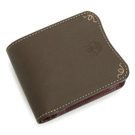 <クーポン配布中>展示品箱なし ニューヨーカー 財布 二つ折り財布 茶(ブラウン) NEWYORKER nyk363-70 メンズ 紳士