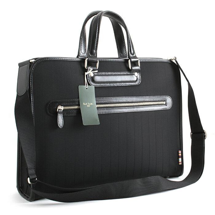 ポールスミス バッグ ビジネスバッグ 2wayバッグ Paul Smith 黒(ブラック) psg551-10 メンズ 紳士
