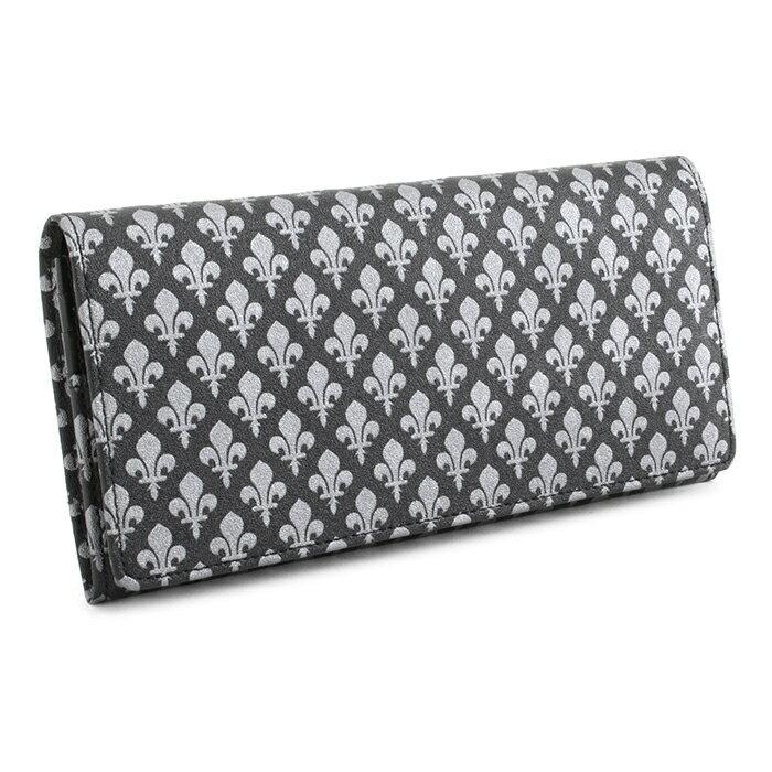 展示品箱なし パトリックコックス 財布 長財布 シルバー PATRICK COX pxmw9et1-82 メンズ 紳士