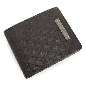 <クーポン配布中>展示品箱なし パトリックコックス 財布 二つ折り財布 茶(ブラウン) PATRICK COX pxmw9is2-20 メンズ 紳士
