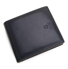 <クーポン配布中>タケオキクチ 財布 二つ折り財布 紺(ネイビー) TAKEOKIKUCHI 730601 メンズ 紳士