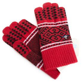 <クーポン配布中>ヴィヴィアンウエストウッドマン 手袋 赤(レッド) Vivienne Westwood MAN 227vw50401013 メンズ 紳士
