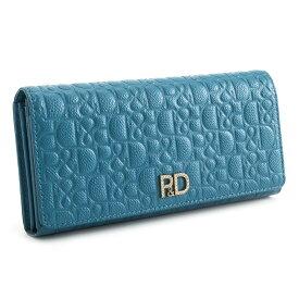 ピンキー&ダイアン 財布 長財布 ターコイズブルー Pinky&Dianne pdlw7at2-37 レディース 婦人