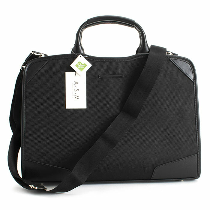 <クーポン配布中>アトリエサブメン バッグ ビジネスバッグ 2wayバッグ 黒(ブラック) ATELIER SAB MEN 148522 メンズ 紳士