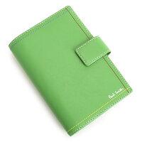 ポールスミス手帳カード&パスケース付手帳緑(グリーン)PaulSmithpsy840-50メンズ紳士