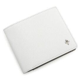 <クーポン配布中>パトリックコックス 財布 二つ折り財布 白(ホワイト) PATRICK COX pxmw6ys1-00 メンズ 紳士