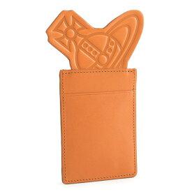 ヴィヴィアンウエストウッド カードケース パスケース 定期入れ オレンジ Vivienne Westwood ACCESSORIES vwk042-42