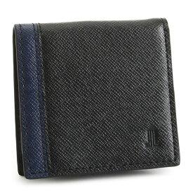展示品箱なし ランバンコレクション 財布 小銭入れ コインケース 黒(ブラック) LANVIN collection 20190121-2 メンズ 紳士