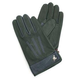 ヴィヴィアンウエストウッドマン 手袋 緑(グリーン) Vivienne Westwood MAN 517vw54124052 メンズ 紳士