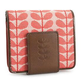 81ed107c4635 展示品箱なし オーラカイリー 財布 二つ折り財布 BOX型 赤(レッド)