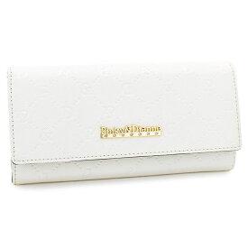 展示品箱なし ピンキー&ダイアン 財布 長財布 白(ホワイト) Pinky&Dianne pdlw4tt2-00 レディース 婦人
