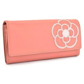 <クーポン配布中>クレイサス 財布 長財布 ピンク CLATHAS 188331-33 レディース 婦人