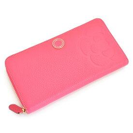 クレイサス 財布 長財布 ラウンドファスナー ピンク CLATHAS 188150-32 レディース 婦人