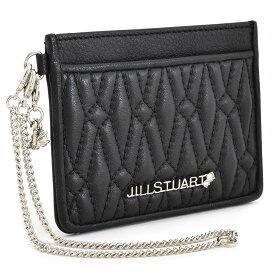 ジルスチュアート パスケース カードケース 黒(ブラック) JILL STUART jslw9bp1-10 レディース 婦人