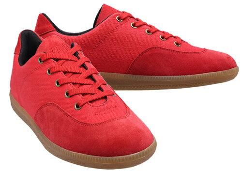 【AREth】GINGA カラー:red 【アース】【スケートボード】【シューズ】