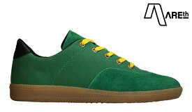 【AREth】GINGA カラー:jamaica アース ギンガ シューズ 靴 スニーカー スケートボード スケボー SKATEBOARD