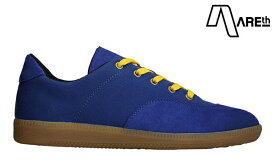【AREth】GINGA カラー:royal アース ギンガ シューズ 靴 スニーカー スケートボード スケボー SKATEBOARD